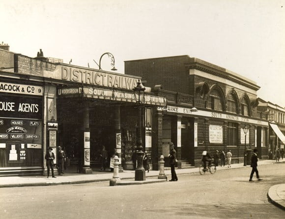 District line celebrates 150 years of serving London