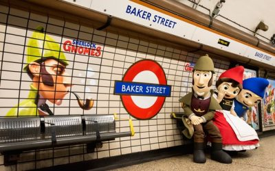 Transport for London's advertising revenue increases as innovative advertising platforms are introduced