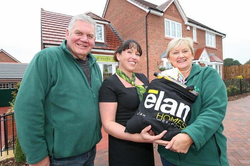 ELAN INVESTS £2 MILLION-PLUS IN COMMUNITIES