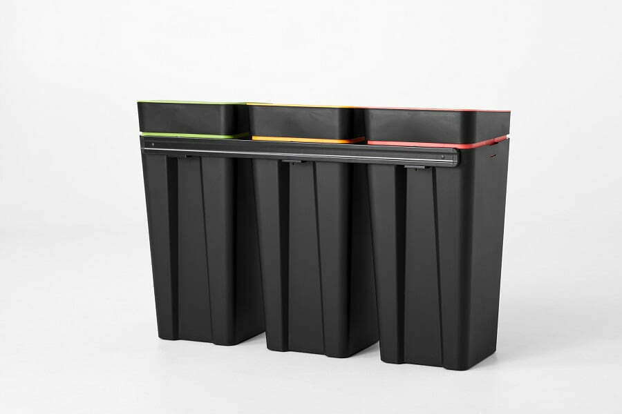Method challenges office waste behaviour with award-winning recycling products and 'Open Plan Recycling' philosophy.
