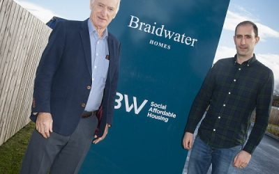 BRAIDWATER MERGES WITH BW HOMES & CONSTRUCTION TO FORM BRAIDWATER GROUP