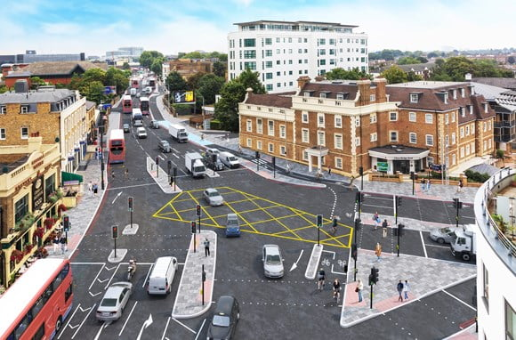 TfL moves forward with plans for major new cycle route in west London