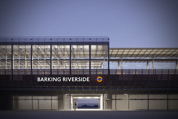 Contractor appointed to build London Overground extension to Barking Riverside
