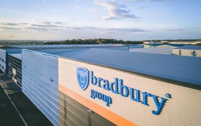 Bradbury Group invests in a new multi-million-pound production facility