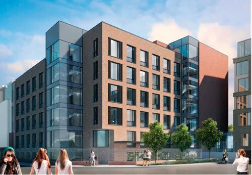 Balfour Beatty builds for the future with €10 million student accommodation contract award