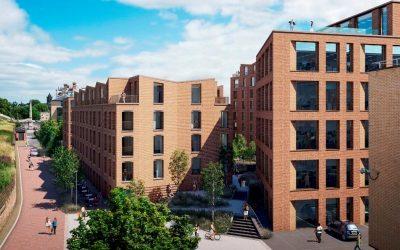 Main Contractor appointed on prestigious Hudson Quarter development
