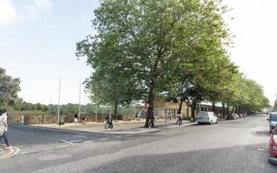 Work begins to transform iconic Edinburgh sporting ground