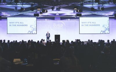 The Guild takes centre stage at conference