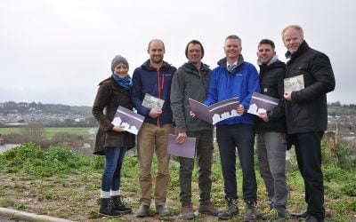 Teignbridge launches two practical self build guides for communities, landowners and small builders