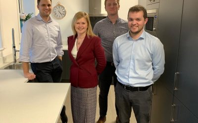 Genesis Homes forms new Senior Management Team as growth continues in 2019