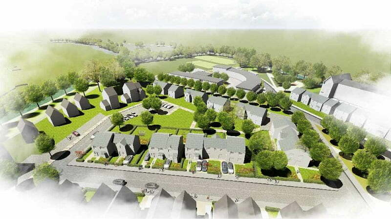 700 new homes planned for Chesterfield's Staveley Works site