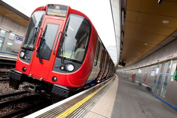 First section of brand new Tube signalling goes live