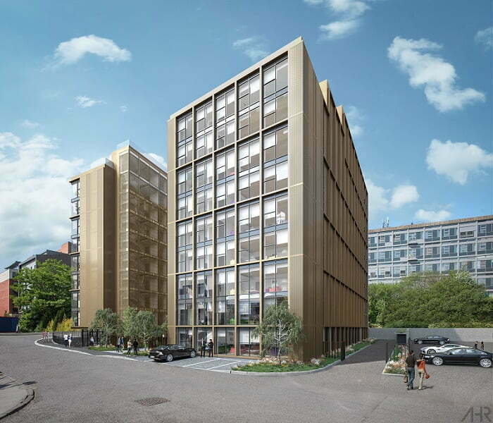 FUNDING SECURED FOR 407-BED STUDENT SCHEME ON PRIME LEEDS SITE
