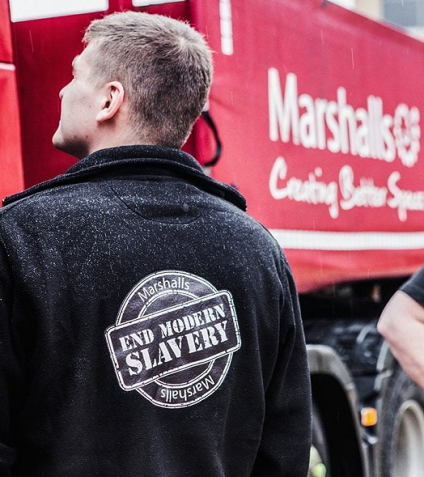 Marshalls Front Line Staff Working to End Modern Slavery