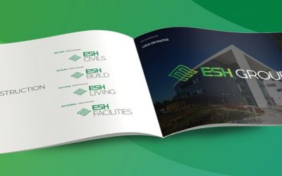 Esh Group launches group-wide brand refresh to mark 20th anniversary