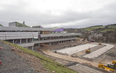 One year to go for Jedburgh Campus