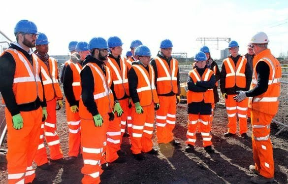 VolkerWessels UK opens its doors for the next generation to see the full spectrum of construction opportunities
