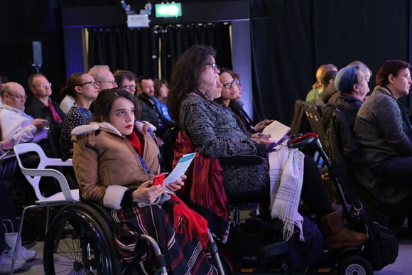 Wealth of disabled people's talent, creativity and knowledge can only be harnessed with good accessible transport, argues TfL