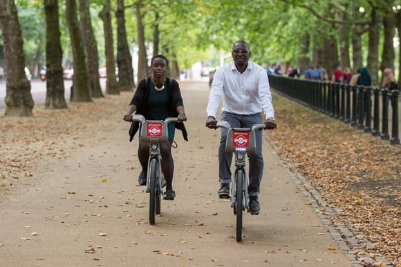 Spring two-for-one Santander Cycles offer for new users