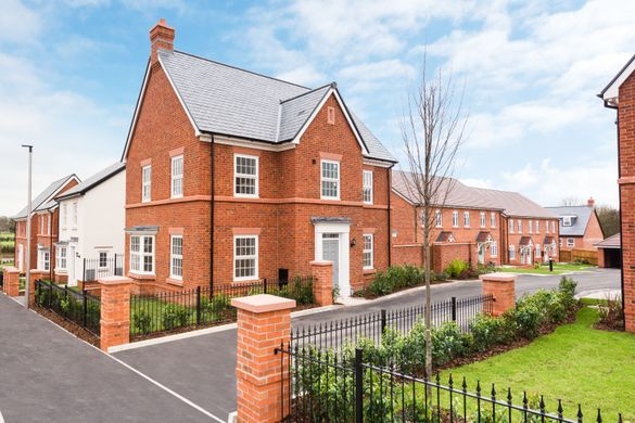 Housebuilder Celebrates a Decade of Five Star Customer Satisfaction in Cheshire
