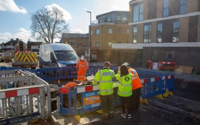 London's Lane Rental scheme saves £100m in lost travel time by funding innovative projects to cut congestion