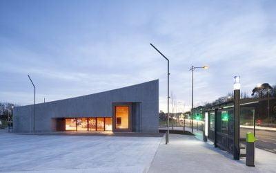FORRME completes £2m Transport Hub & Civic Square