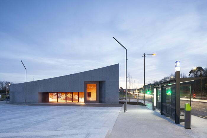 FORRME completes £2m Transport Hub & Civic Square
