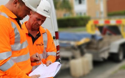 Amey secures new United Utilities contracts for water network maintenance