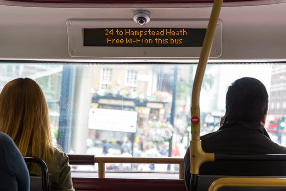 Ten years of TfL's iBus has given greater independence to customers with hearing or visual impairments