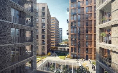 LEGAL & GENERAL TO DEVELOP FLAGSHIP BUILD TO RENT SCHEME IN WANDSWORTH DELIVERING 1,000 NEW HOMES