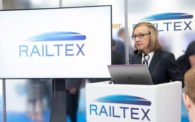 Railtex 2019 officially opens with jam-packed programme of events