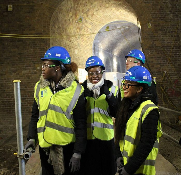 NURTURING THE NEXT GENERATION OF CONSTRUCTION PROFESSIONALS