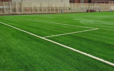 Amey completes new all-weather sports pitch project at HMP Liverpool