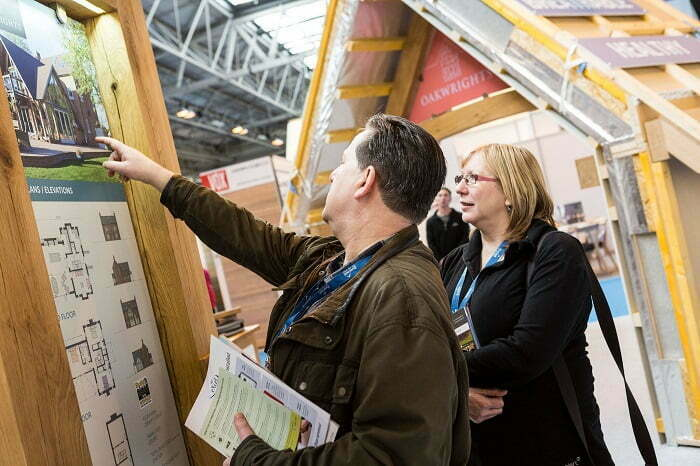 National Homebuilding & Renovating Show continues to drive trade and consumer confidence in UK residential house market