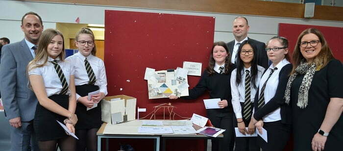 Perth Grammar pupils become house designers as part of industry partnership