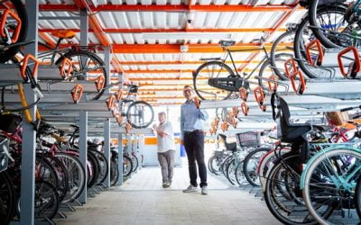 TfL announces £2.5m funding boost to meet growing demand for cycle parking