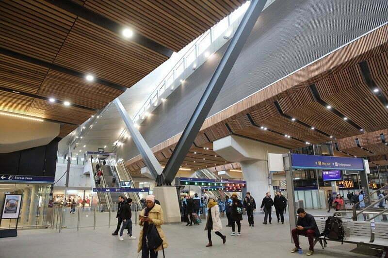 London Bridge station named on shortlist for RIBA Stirling Prize 2019