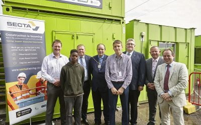 GRAHAM teams up with SECTA to launch construction training hub at Port of Tilbury