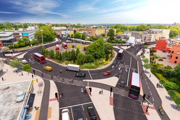TfL and Hackney Council set out plans for new walking and cycling link in east London