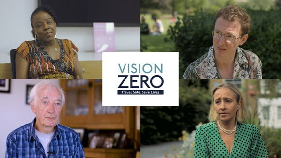 Victims speak out about devastation caused by road trauma during Vision Zero Week