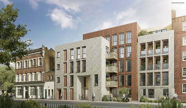 Poplar Harca appoints Thomas Sinden to Bromley High Street Scheme