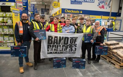 Tradespeople of the future drilling for success