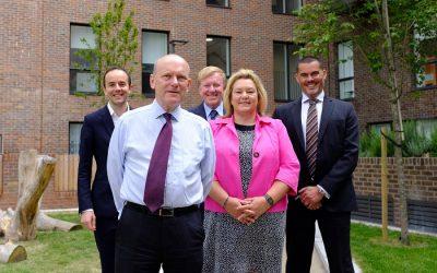 Higgins delivers £50 million scheme for L&Q which marks the completion of Ocean Estate, E14