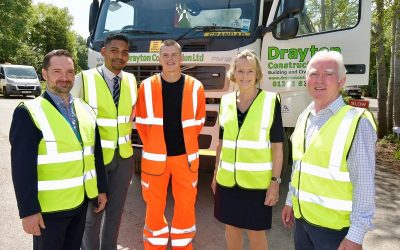 Lorry-loads of determination on employability day