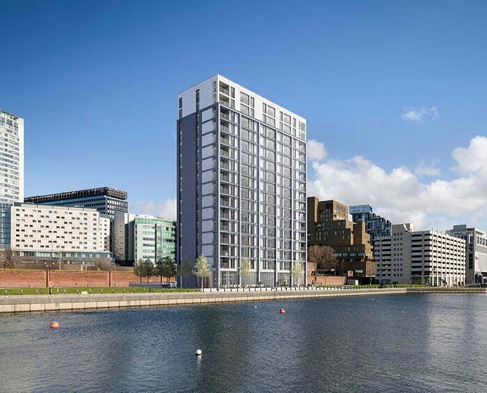 MILESTONE FOR CITY'S REGENERATION CELEBRATED AT LIVERPOOL WATERS' PRINCES DOCK