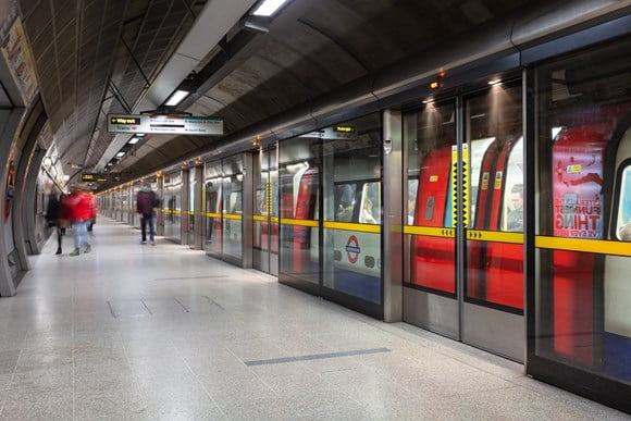 First tunnel section of Jubilee line to get 4G mobile reception from March 2020