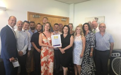 Award win for Grantham based business