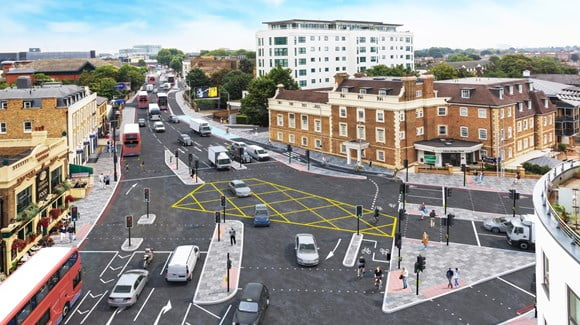 TfL announces next steps for new walking and cycling improvements in west London