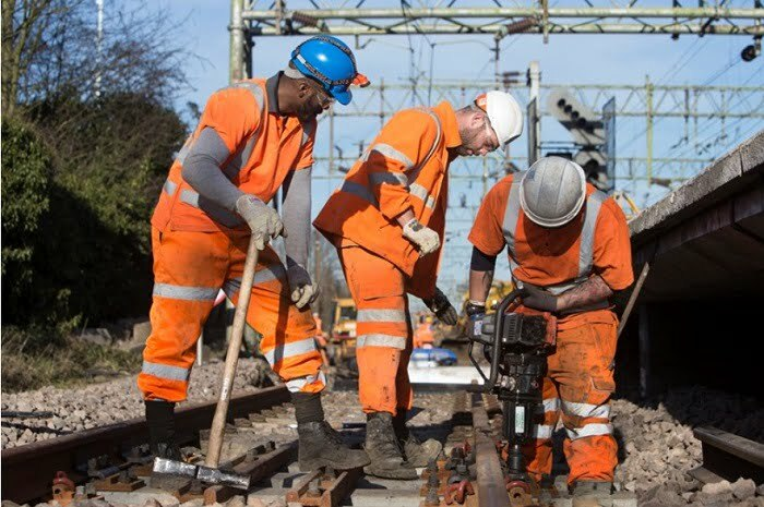 Network Rail announces contract award to support workbank delivery