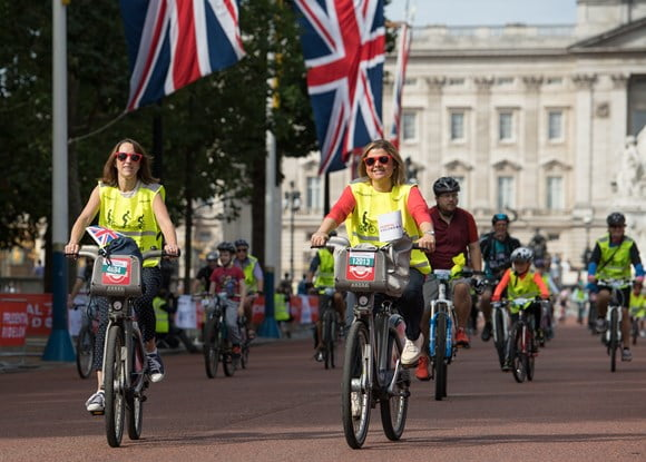 The world's greatest festival of cycling returns to the capital and Surrey this weekend